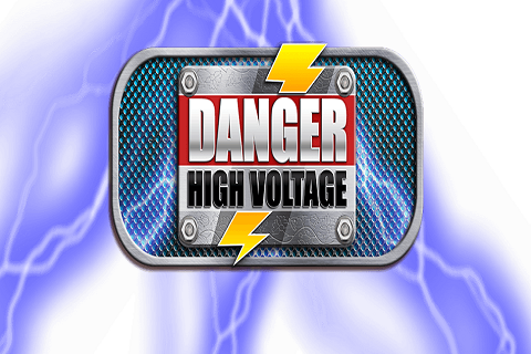 Danger High Voltage Kolikkopeli