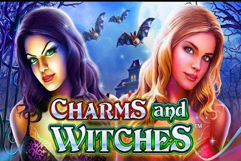 Charms and Witches Kolikkopeli